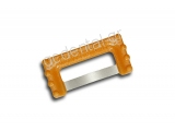 Orange Serrated Diamond Strip